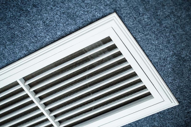 Be an Informed Consumer by Learning AC Lingo, Close-up shot of the vents of an air conditioner